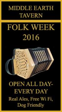 Folk Week 2016